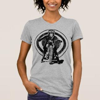 Moto Monkey 3 (vintage black) T Shirts