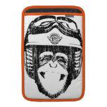 Moto Monkey iPad Sleeve