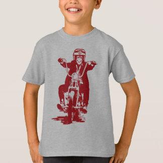 Moto Monkey (red) T-Shirt