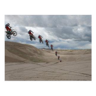 Moto Multiplicity Postcard