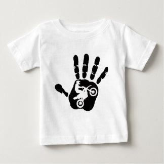 Moto Never Basic Baby T-Shirt