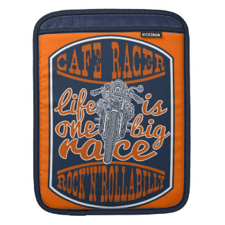 Moto racer sleeves for iPads