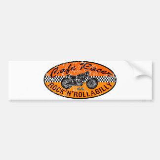 Moto racing addict bumper stickers