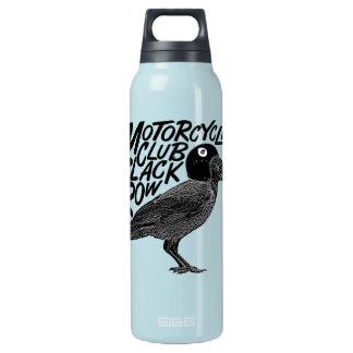 Moto racing addict insulated water bottle