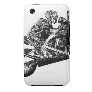 Moto racing iPhone 3 covers