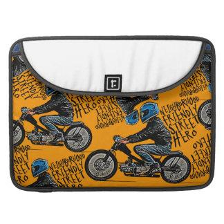 Moto racing MacBook pro sleeves