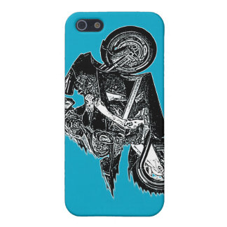 Moto racing madness cover for iPhone SE/5/5s