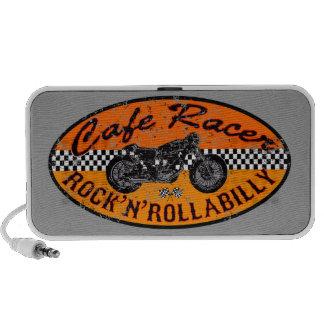 Moto racing mini speaker