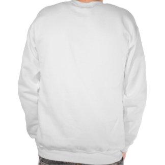 Moto racing pull over sweatshirts