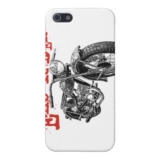 Moto rider cover for iPhone SE/5/5s