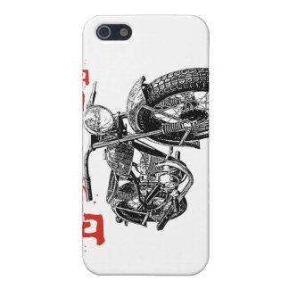 Moto rider iPhone SE/5/5s case