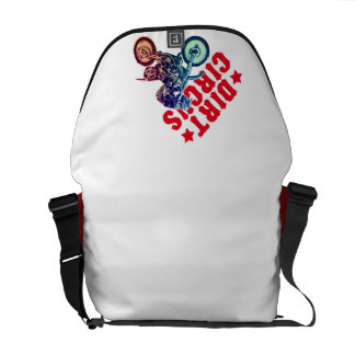 Moto rider courier bags