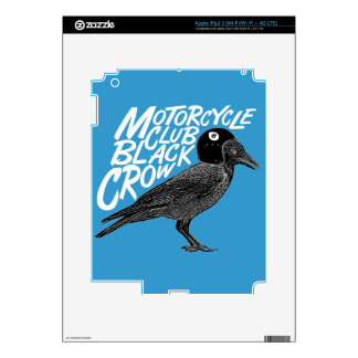 Moto riders decal for iPad 3