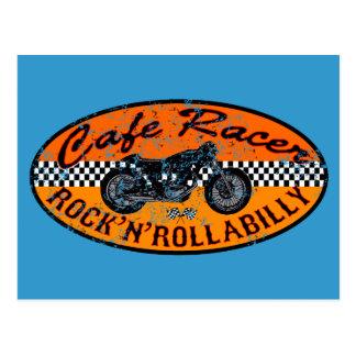 Moto Rock Post Cards