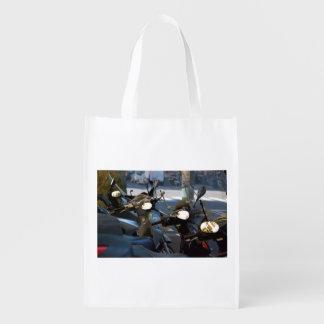 Moto Shopping Bag