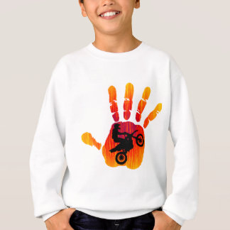 Moto Snap Souled Sweatshirt