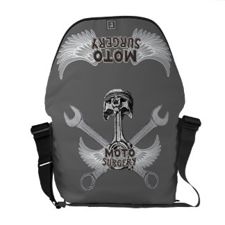 Moto speed shop courier bags