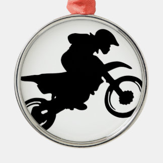 moto trial png christmas tree ornament