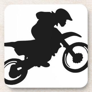 moto trial.png posavasos de bebidas