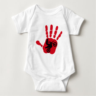 MOTO TRUE LOVE BABY BODYSUIT