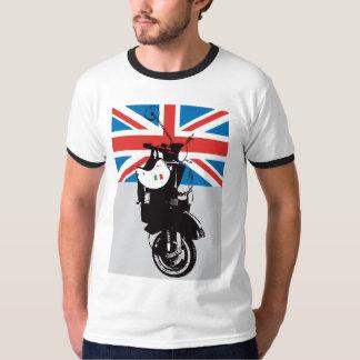 Moto   Vespa Scooter T Shirt