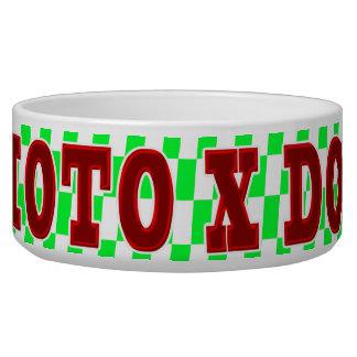 Moto x dog bowl
