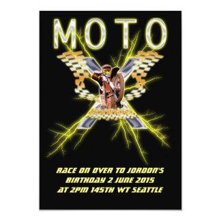 Moto x Electrified Card