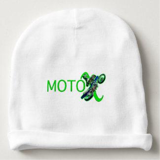 MOTO X Rider Baby Beanie