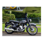 Moto y Spitfire Postal