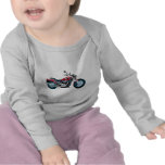 Motocicleta Camiseta