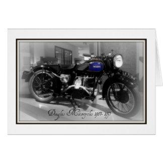 Motocicleta de Douglas Felicitacion