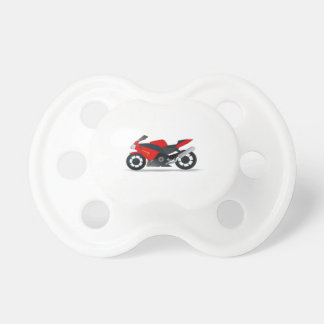 Motocicleta de Sportbike Chupete
