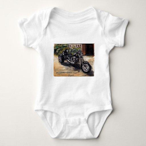 Motocicleta de Trike Body Para Bebé
