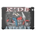 Motocicleta del americano del paseo