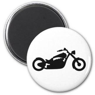 Motocicleta del interruptor imán redondo 5 cm