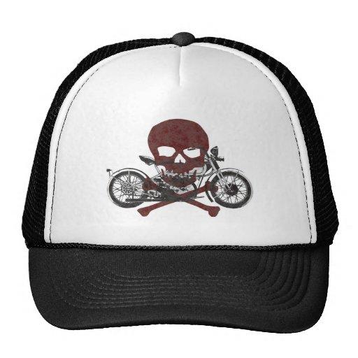 Motocicleta Gorro De Camionero