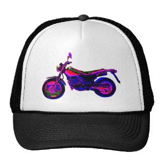 Motocicleta Gorros Bordados