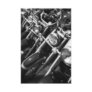 Motocicleta II Impresiones En Lona