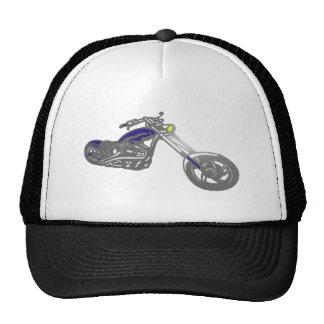 Motocicleta motorbike bike gorras de camionero