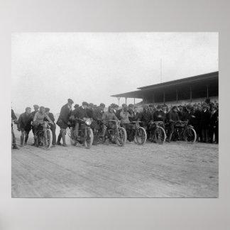 Motocicleta Races 1915