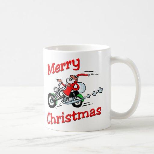 Motocicleta Santa Tazas