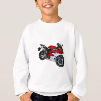 motocicleta sudadera
