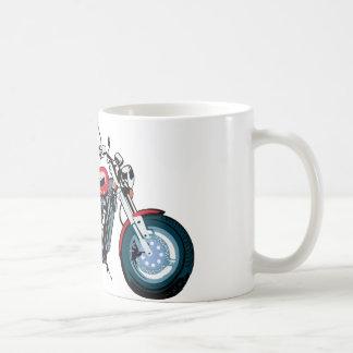 Motocicleta Tazas De Café