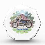 Motocicleta Yamaha de 1967 obras clásicas