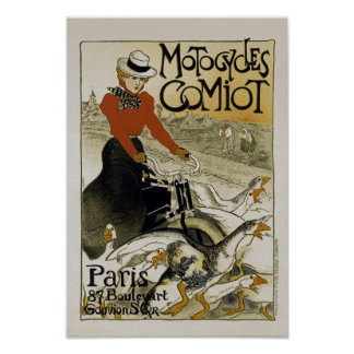 Motocicletas Comiot Posters