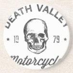 Motocicletas de Death Valley Posavasos Para Bebidas