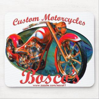 Motocicletas de encargo mousepads