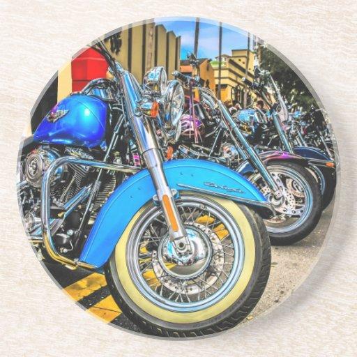 Motocicletas de Harley Davidson Posavaso Para Bebida