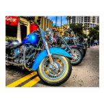 Motocicletas de Harley Davidson Postal