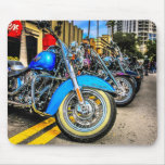 Motocicletas de Harley Davidson Alfombrilla De Ratón